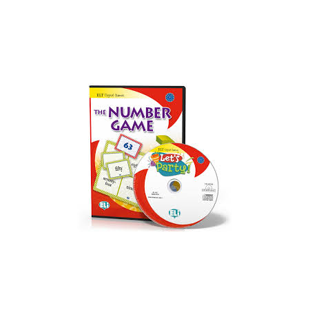 Gra językowa The Number Game  CD ROM