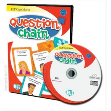 Gra językowa Question Chain CD ROM